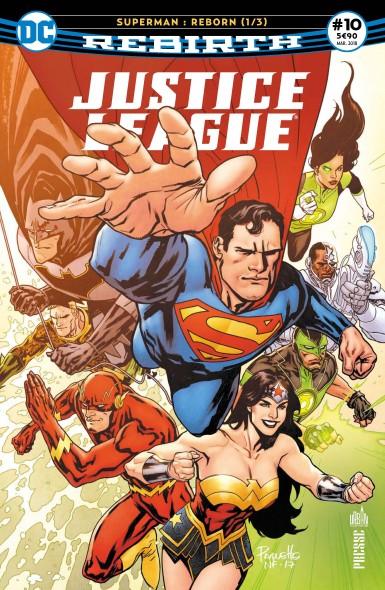 Justice League Rebirth 10 mars 2018 Justic19