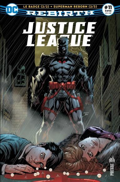 Justice League Rebirth 11 avril 2018 Justic22