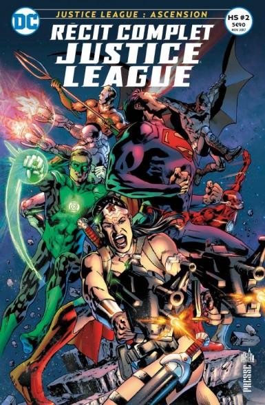 Recit complet Justice League HS 2 novembre 2017 Ascension Recit-12
