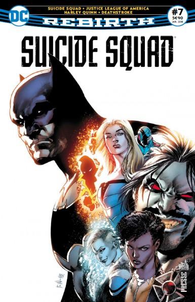Suicide Squad Rebirth 7 janvier 2018 Suicid16