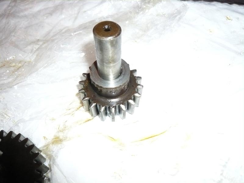 Démontage boite de vitesses 5CV Cabriolet P1180123