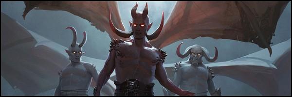 Peuplades infernales : les démons Demons11