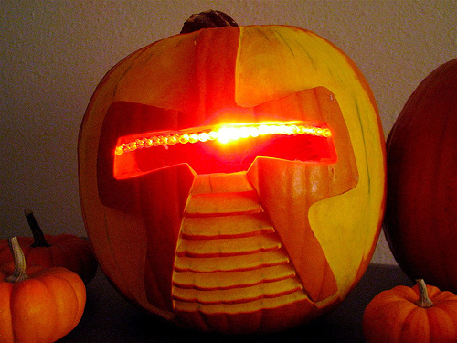 THE SECOND ANNUAL TXI STAR WARS PUMPKIN CARVING CONTEST 27446410