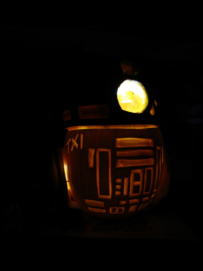 THE SECOND ANNUAL TXI STAR WARS PUMPKIN CARVING CONTEST - Page 2 Img_9911