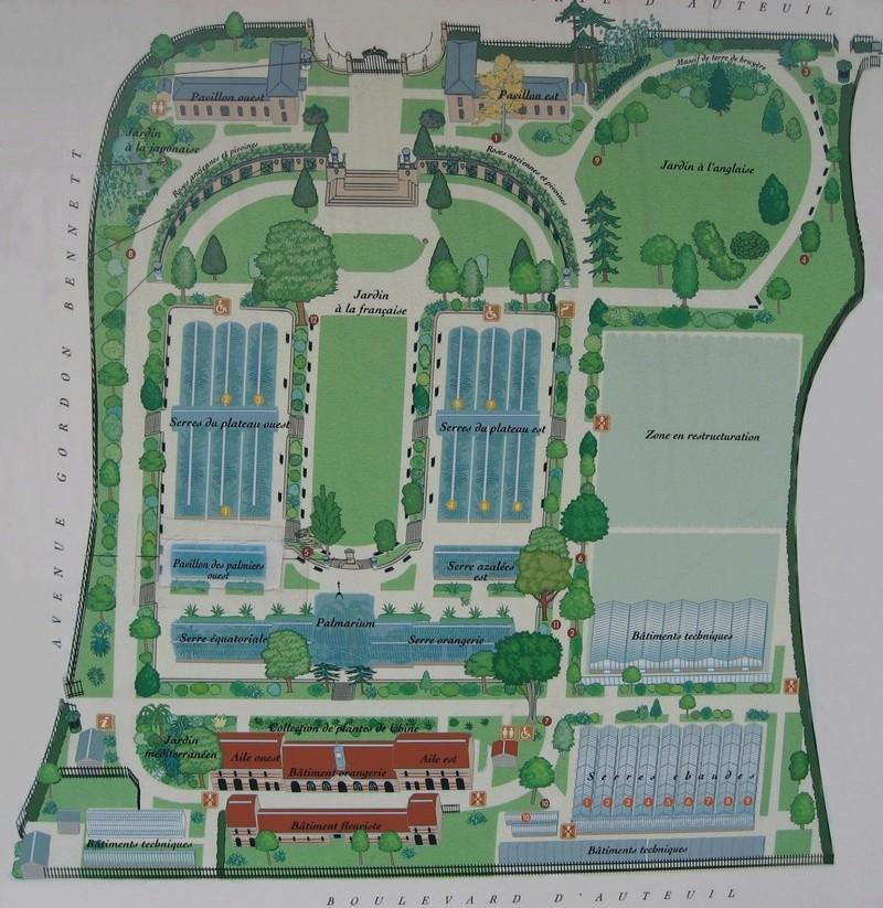 (75) Jardin des serres d'Auteuil - Paris Ob_90810