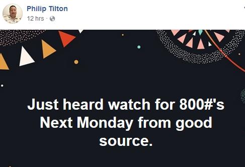 Philip Tilton - 800# Out on Monday!  3/26/18 2018-023