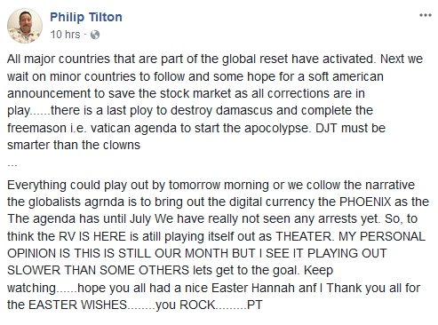 Philip Tilton - RV is One Month Away!  4/2/18 2018-031