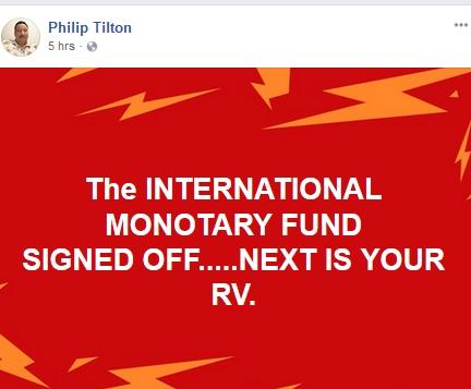 Philip Tilton - RV Alert!  4/24/18 2018-054