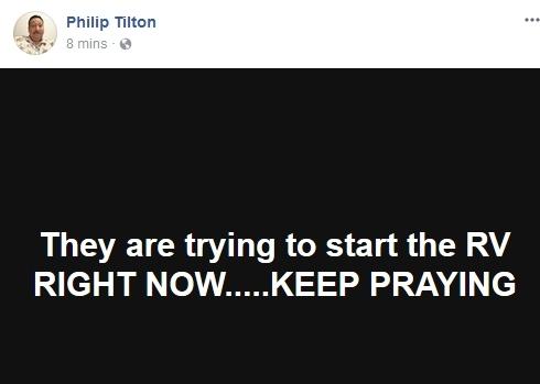 Philip Tilton ~Urgent Admiral Update~  12/21/17  **UPDATED** 310