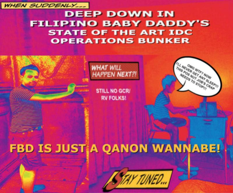 Operation Disclosure GCR/RV Intel Alert for April 10, 2018  Dwmbog13