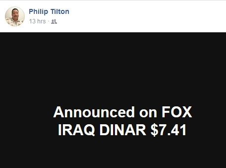 Philip Tilton ~RV Rate Update~  12/10/17 Pt111