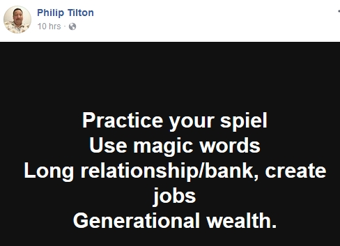 Philip Tilton - RV to Happen NEXT WEEK!  2/22/18 Pt_1d10