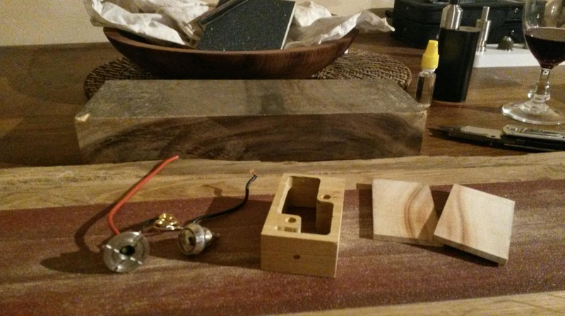 projet: poto's x4 mod woodbox - Page 35 27707310