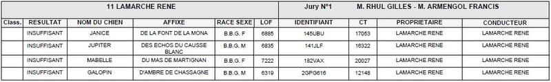 Les bbg en brevets saison 2017/2018 Lapin112