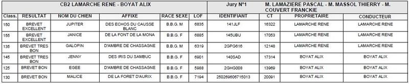 Les bbg en brevets saison 2017/2018 Liyvre20