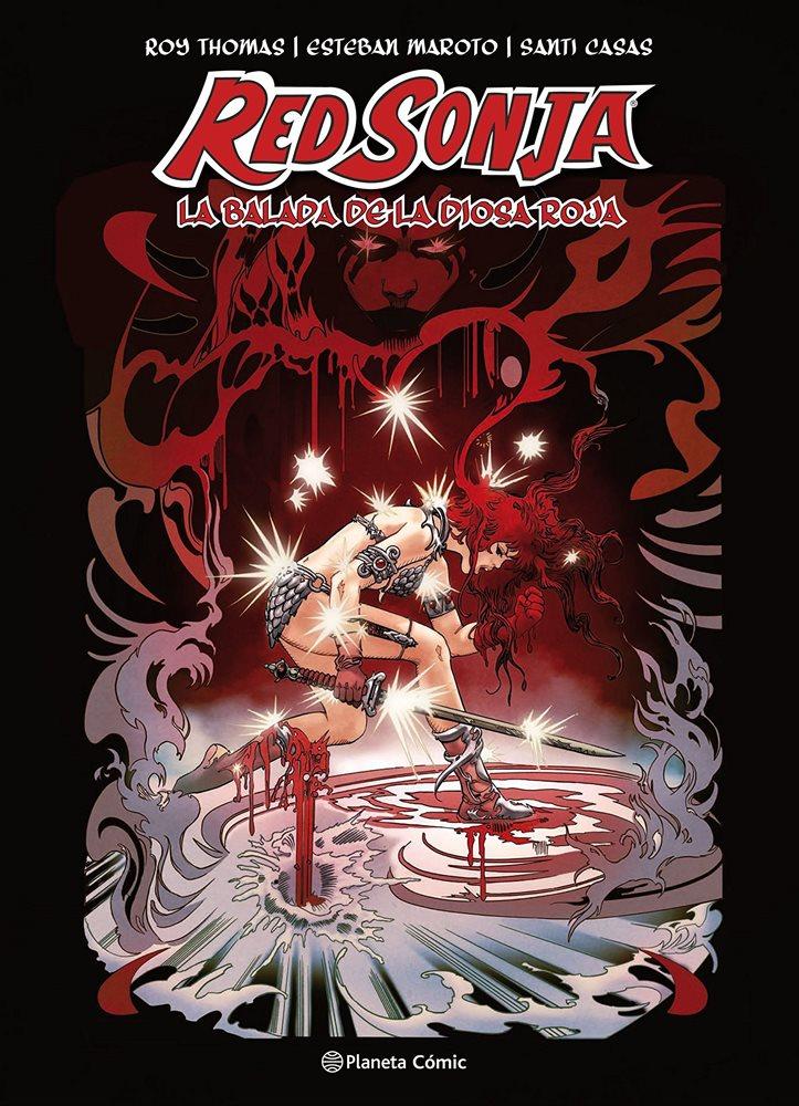 Red Sonja: La Balada de la Diosa Roja Num1_010