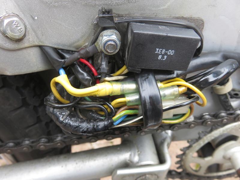 Installation batterie 12 V sur 881 Img_9411