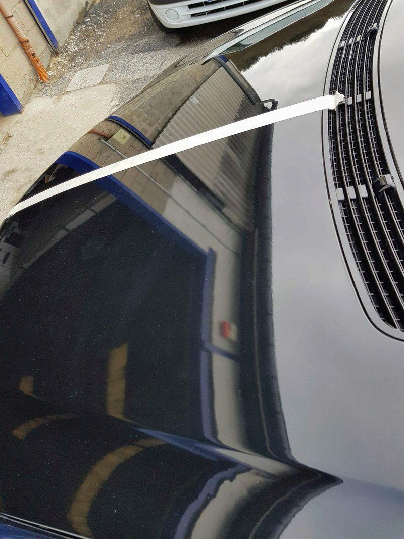 Rénovation detailing W219 par Rapid'carrosserie 211