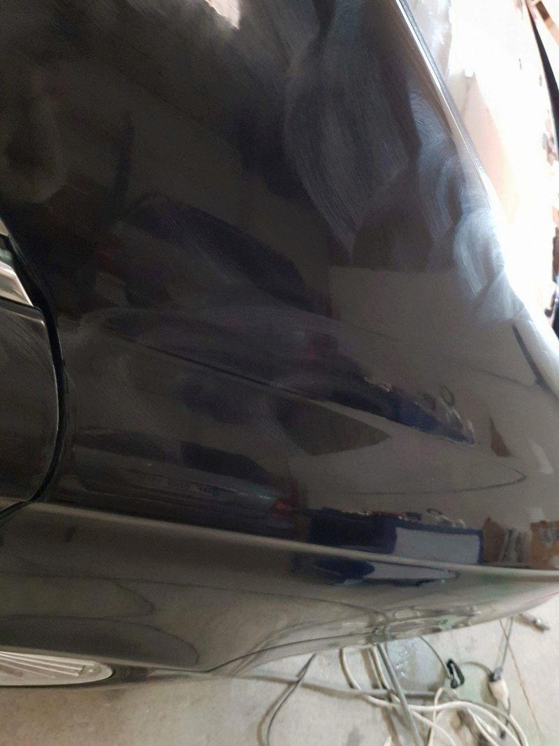 Rénovation detailing W219 par Rapid'carrosserie 511