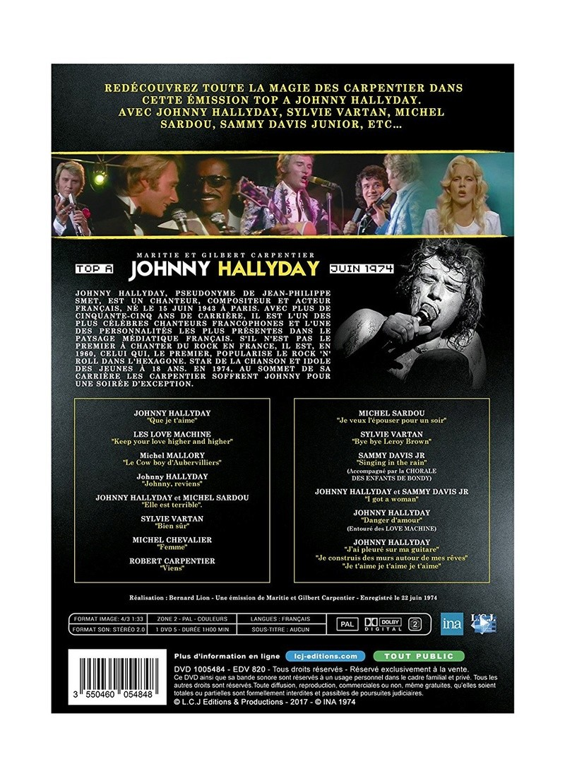 Top A Johnny Hallyday  811o8610