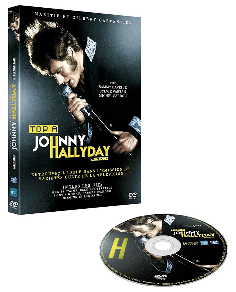 Top A Johnny Hallyday  81wunu10
