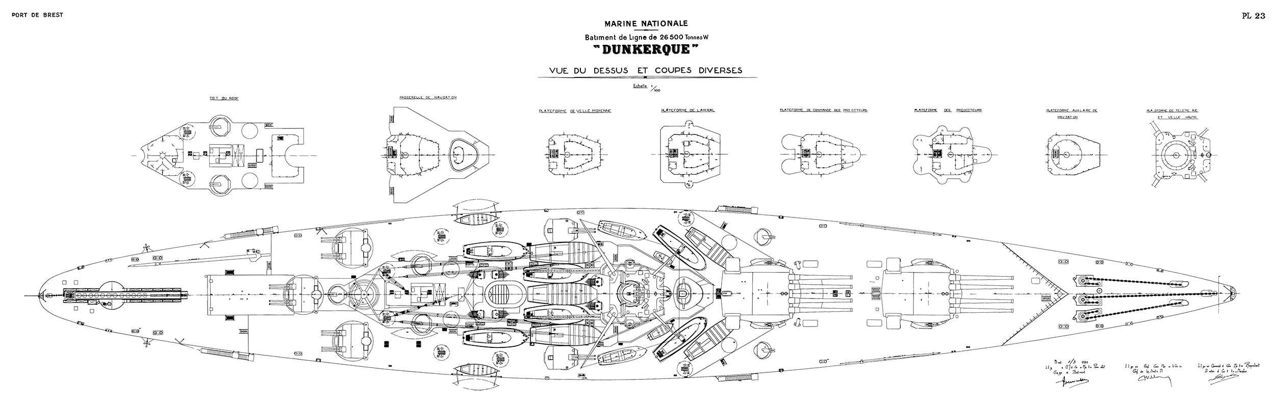 DUNKERQUE [1939] 1/350 HobbyBoss + pont en bois artwox - Page 3 Dunker60