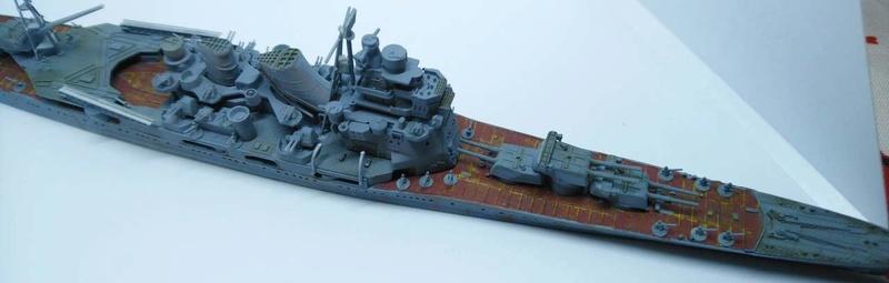 Croiseur TAKAO 1944 1/700 Pit-Road - Page 2 Takao_15