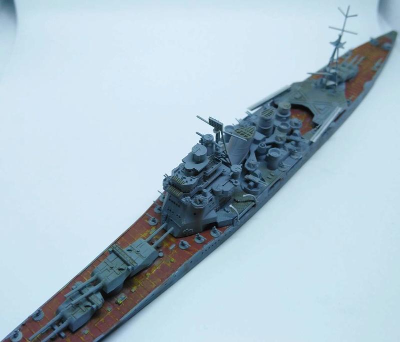 Croiseur TAKAO 1944 1/700 Pit-Road - Page 2 Takao_18