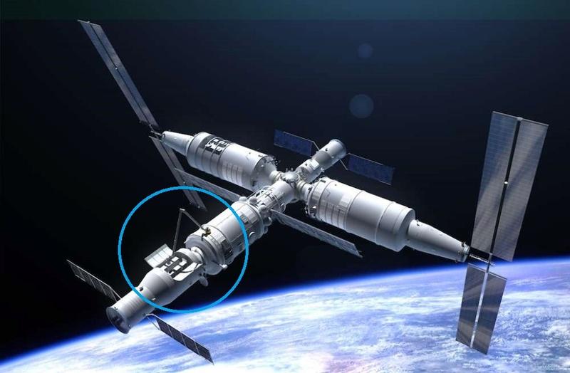 La station spatiale chinoise - 2020 - Page 4 Conten10