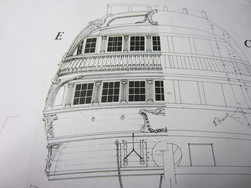 Le bonhomme Richard au 1/72 Construction en scratch - Page 23 Img_3539