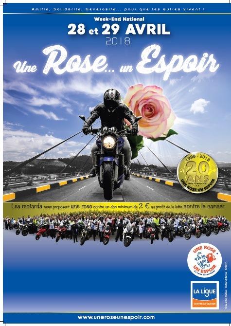 les inscriptions sontn ouverte pour l 'association une rose un espoir d Rose-e10