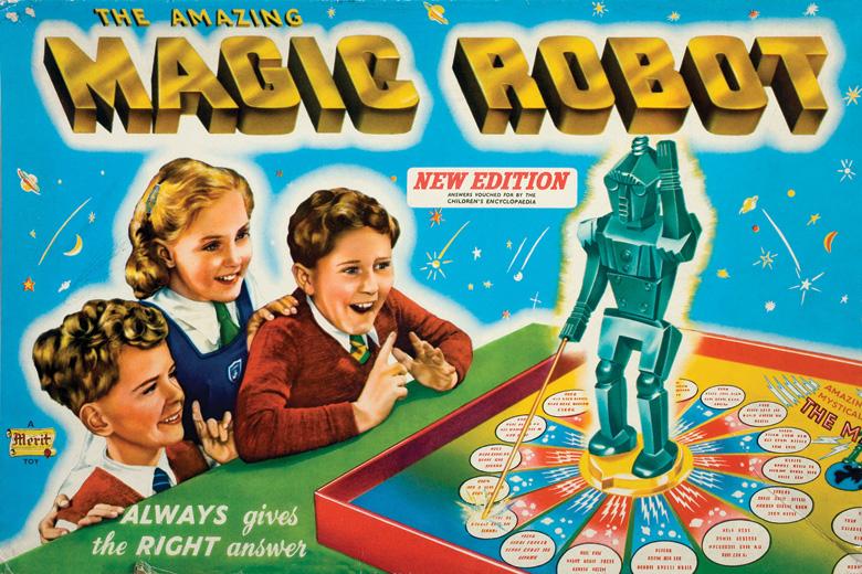 Magic Robot The-am18