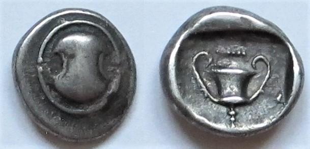 Autres monnaies de Simo75 - Page 7 Thebes10