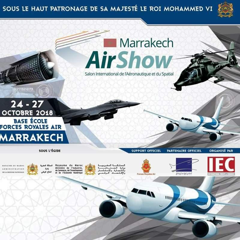 Marrakech Air Show 2018 - Aeroexpo 2018 Fb_im408