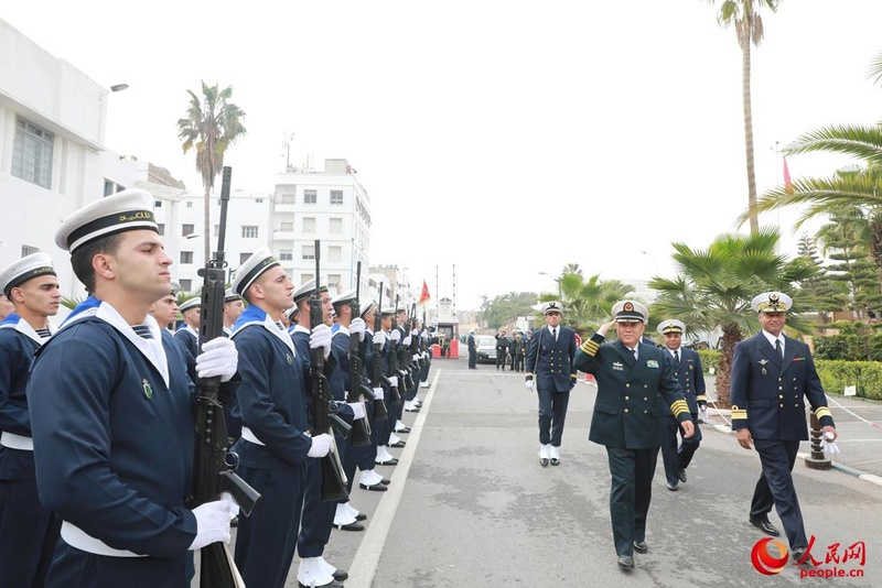 Coopération militaire Maroco-Chinoise - Page 3 Main2017