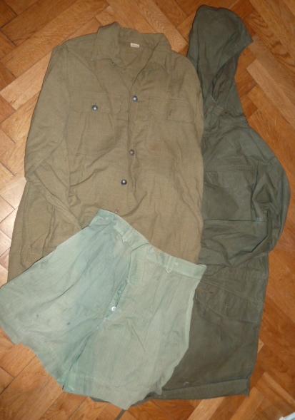 Lot indochina, US WW2, Gebirgsjäger, Uniforme complet S.A. Oberrhein....avec sa dague ! P1540021