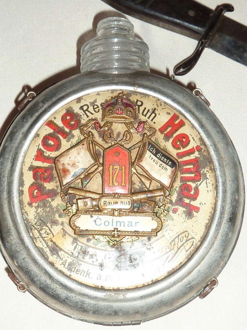 Courage: allemand impérial et 3eme Reich; français dont para Indochine..... P1570834