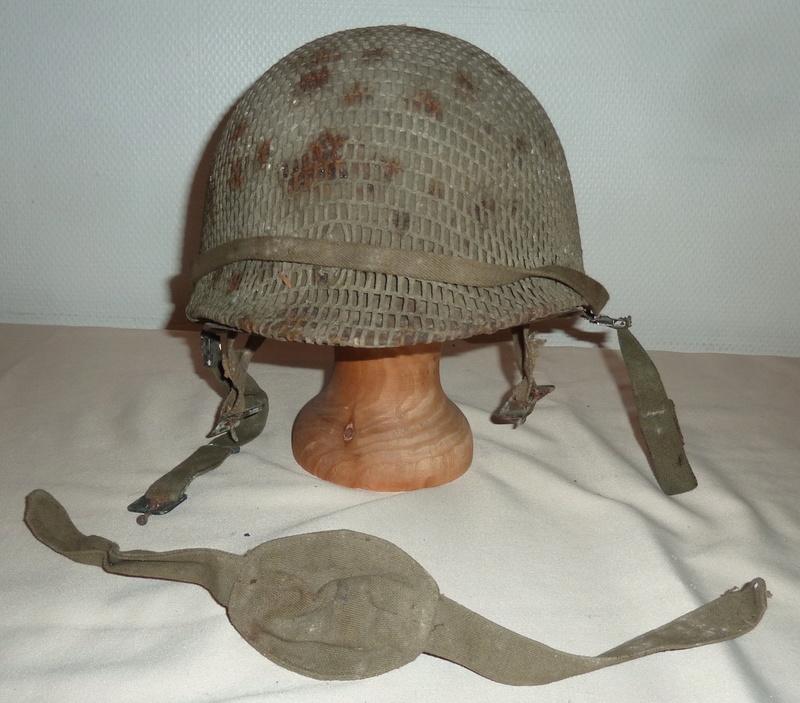 Courage: allemand impérial et 3eme Reich; français dont para Indochine..... P1570844