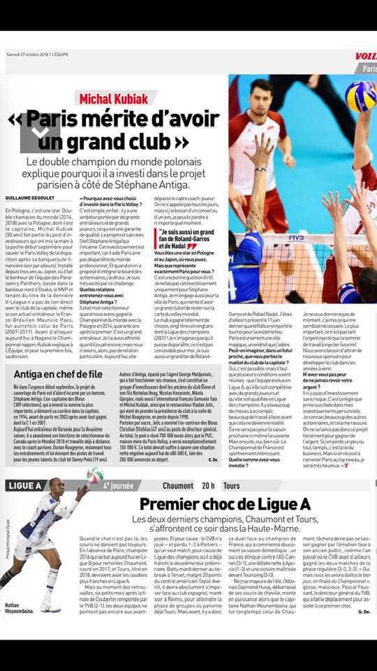 [Ligue A] Nouveau Paris Volley 45010810