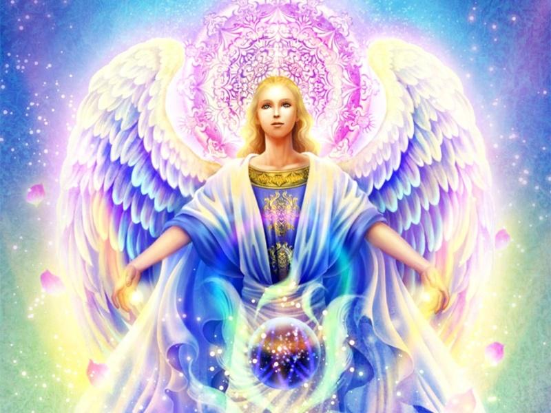 Rencontre avec l'Ange de l'Amour 22068310