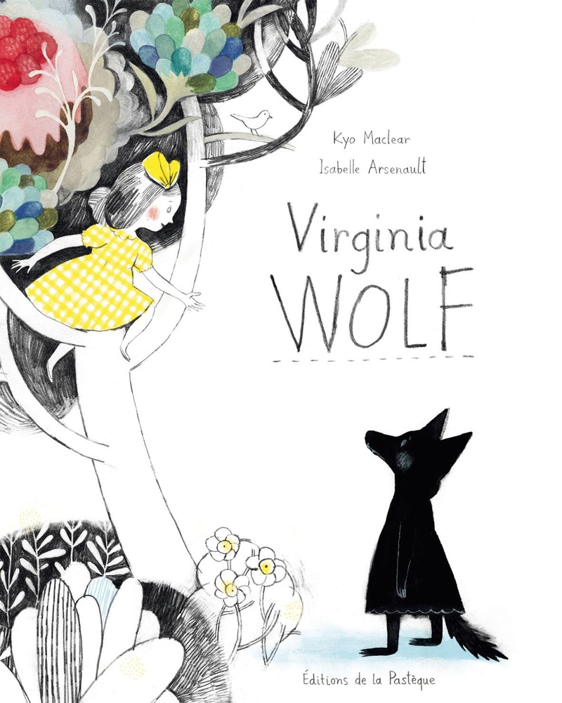 [Arsenault, Isabelle & Maclear, Kyo] Virginia Wolf Virgin10