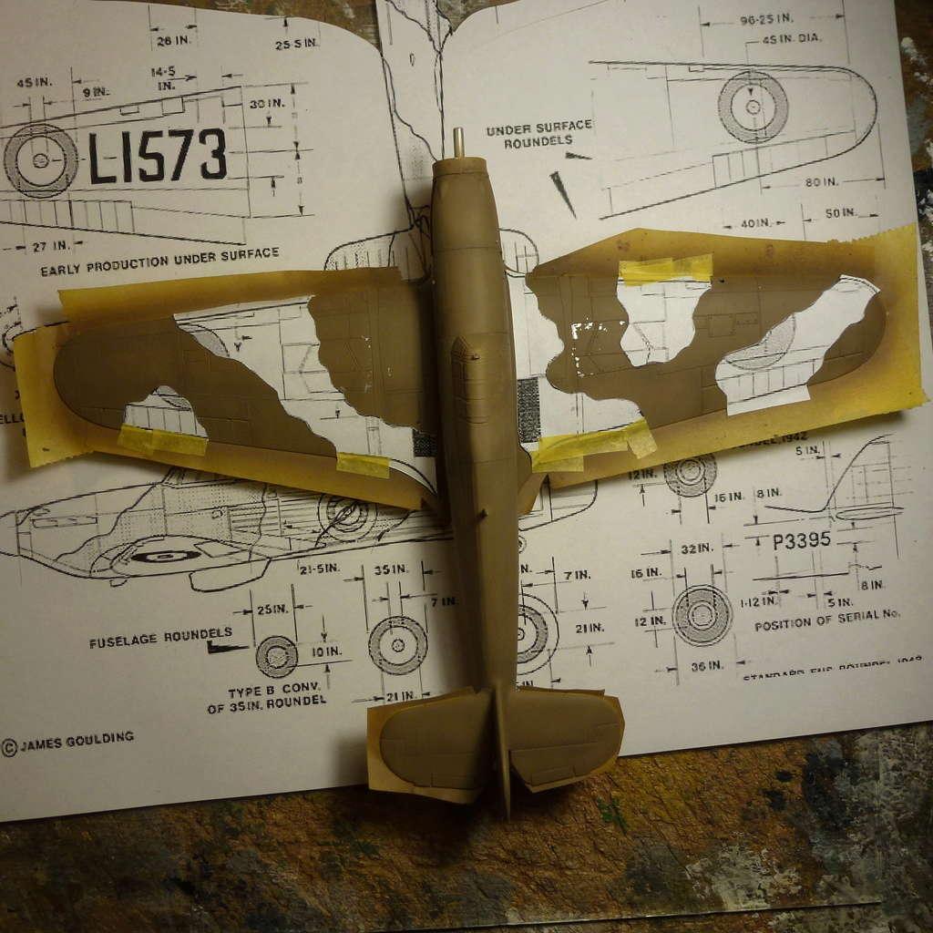 Ma série de HURRICANE Lend-Lease (URSS) 1/72 - On en est à 10!!  P1060614