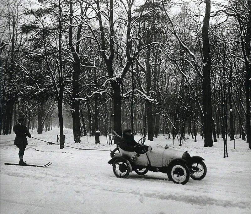 Nos Avant-Guerres en hiver... 632c3d10