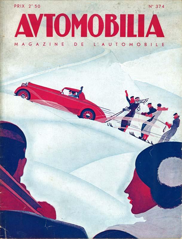 Nos Avant-Guerres en hiver... Automo10