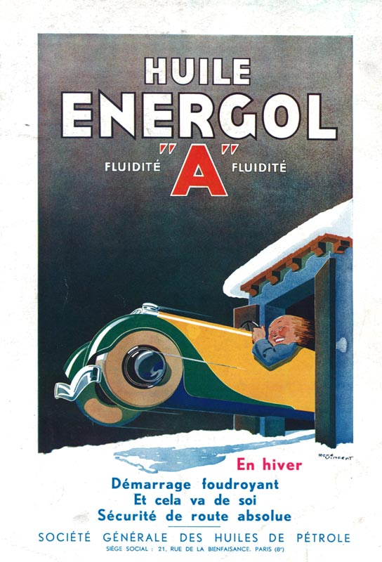 Nos Avant-Guerres en hiver... Energo10