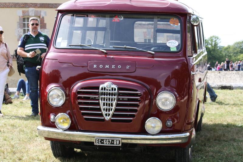 Alfa Romeo Autotutto Romeo 2 minibus - Houdan (78) Janvier 2018 Img_3410