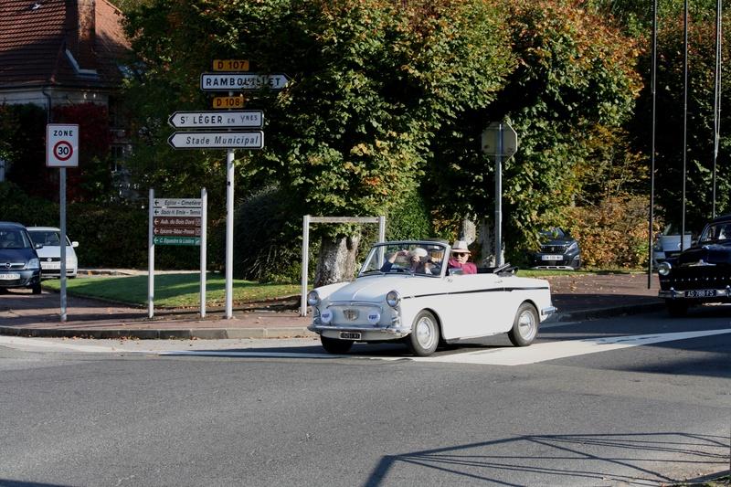 108ème Rendez-Vous de la Reine - Rambouillet le 15 octobre 2017 - Page 2 Img_3977