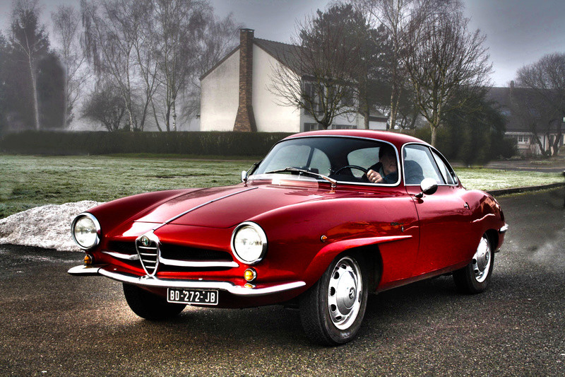 Alfa Romeo Giulietta Sprint Speciale Img_4395