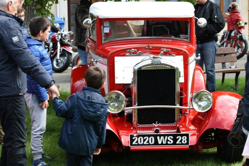 LORMAYE 28 - 3 ème Rassemblement American Legend , voitures et motos anciennes  Img_5307
