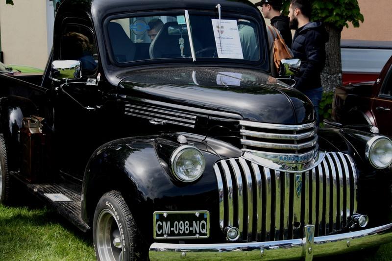 LORMAYE 28 - 3 ème Rassemblement American Legend , voitures et motos anciennes  Img_5426